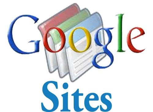 google sites bloggersutra