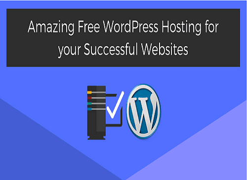 wordpress free hosting provider 2017