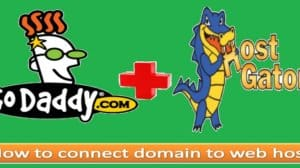 How To Link Domain Name And Hosting Via Nameserver