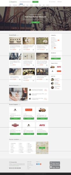 couponxxl coupon wordpress theme free download
