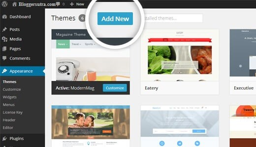 wordpress-themeinstall2-bloggersutra