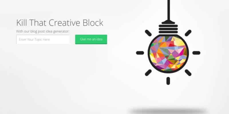 Blog-Post-Idea-Generator