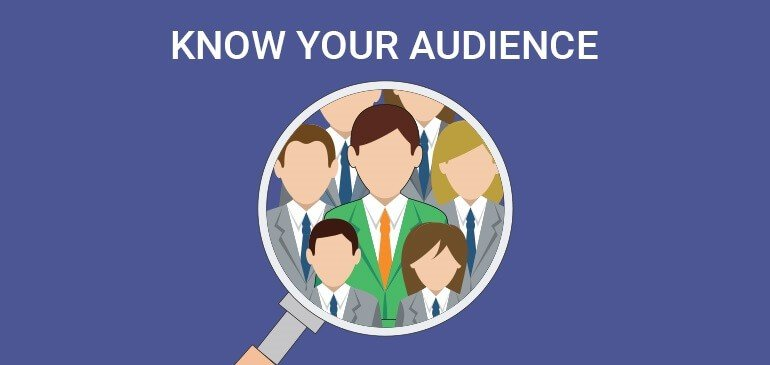 Know-your-Audience