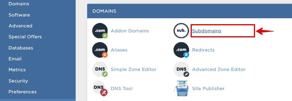 Add-Subdomains