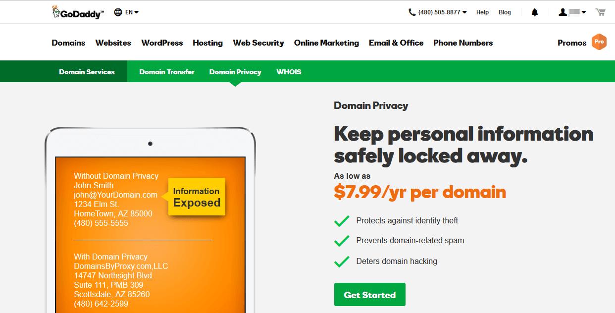 Domain-Private-Registration