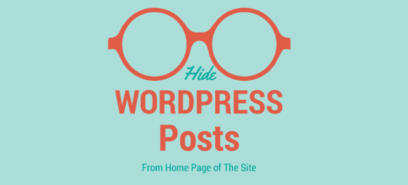 Hide-Posts-in-Home-Page
