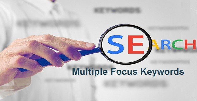 multiple focus keywords bloggersutra