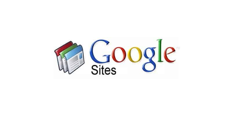 Google-sites blogging platform