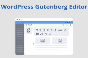 WordPress-Gutenberg-Editor