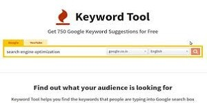 keyword tool the best seo tools