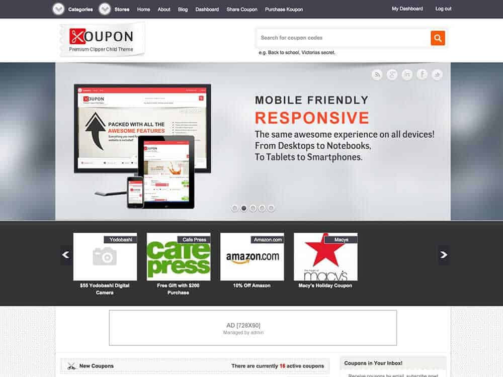 koupon-clipper-child-theme-coupon-wordpress-theme
