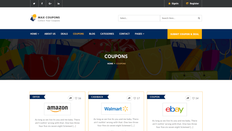 max-coupons-deals-and-coupons-wordpress-theme
