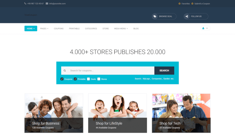 yourcoupon-coupon-and-deals-wordpress-theme