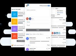 vuukle review commenting platform