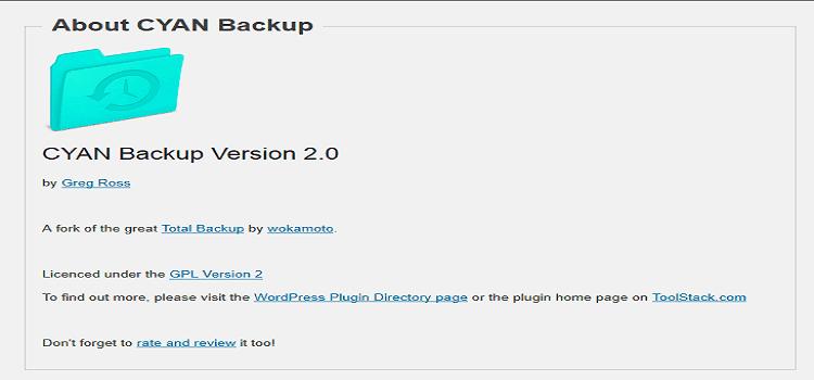 cyan-wordpress-backup-plugin