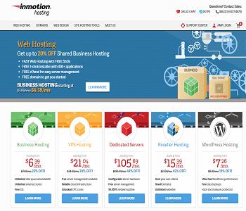 inmotion-cheap-web-hosting