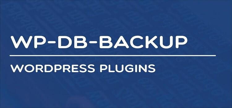 wp-db-backup-wordpress-backup-plugin