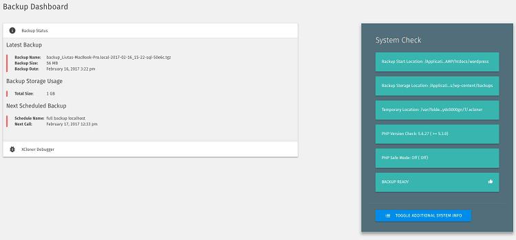 xcloner-wordpress-backup-plugin