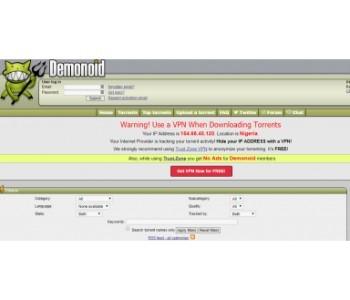 Demonoid-best-torrent-sites