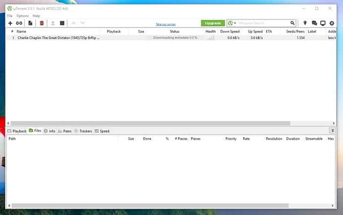 uTorrent-Default-View