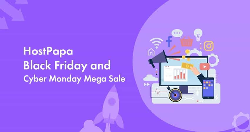 HostPapa Black Friday Deal