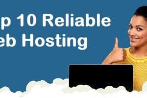 reliable web hosting