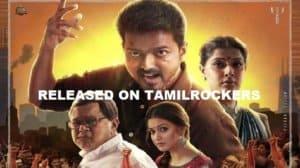 tamilrockers leaks sarkar movie