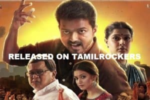 tamilrockers leaks sarkar movie
