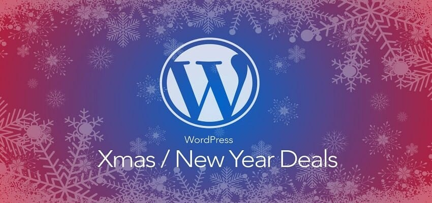 WordPress-Christmas-and-New-Year-deals
