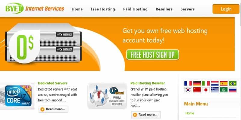 byethost-free-wordpress-hosting