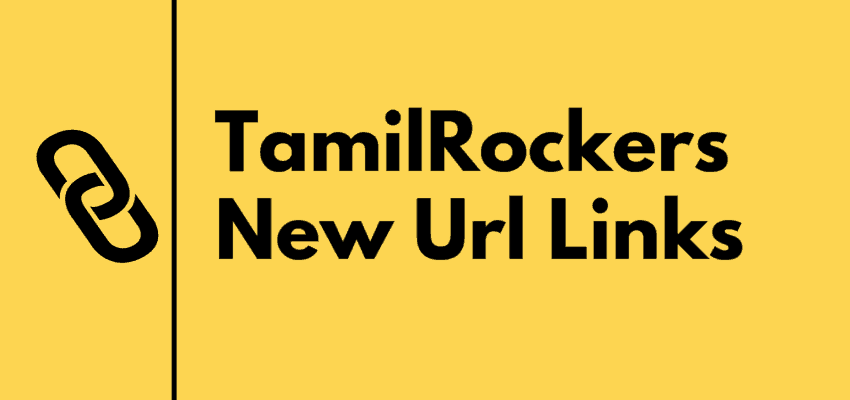 100% Working Tamilrockers New Link & Domain Name in 2019