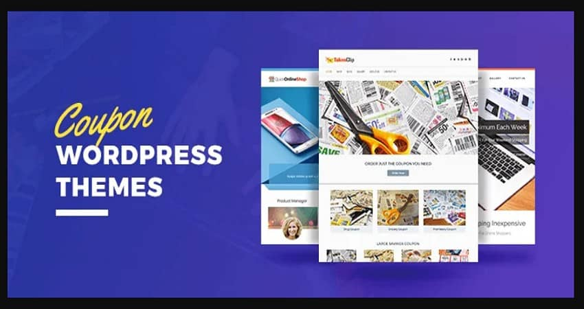 free wordpress themes for coupon website