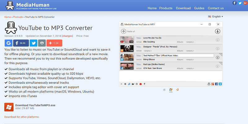 mediahuman-free-youtube-to-mp3-converter