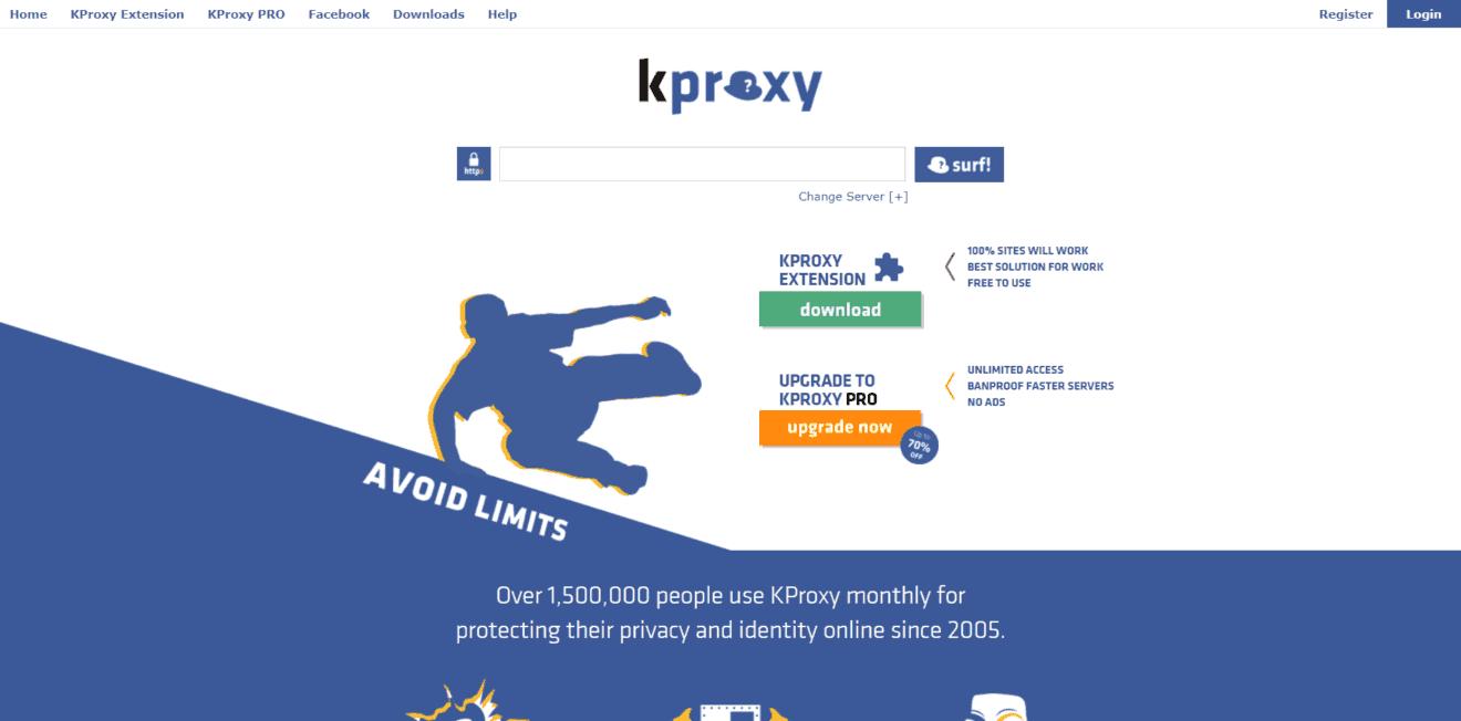 open-kproxy