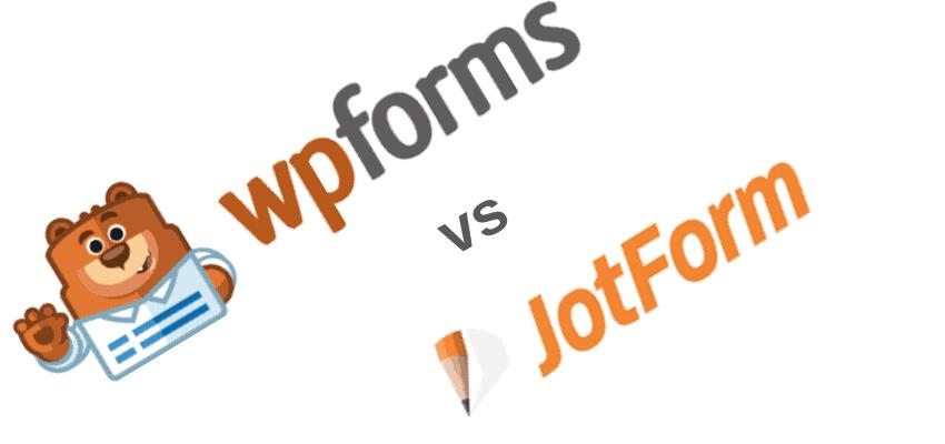 WPForms vs jotforms