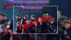avenger endgame released on tamilrockers