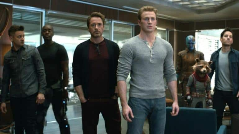 Avengers Endgame Movie Released on Tamilrockers for Free Download 1