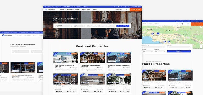 casaRoyal – Real Estate WordPress Theme 2