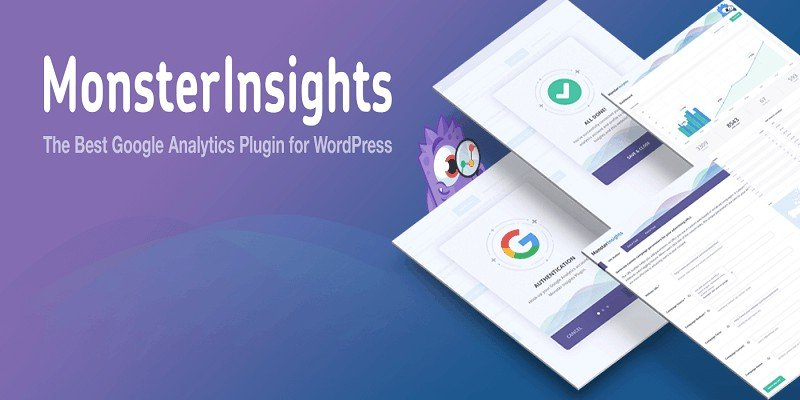 monsterinsights best google analytics plugins for wordpress