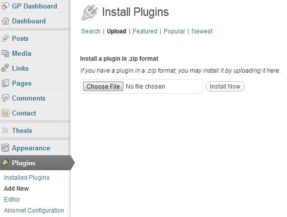 install formidable forms