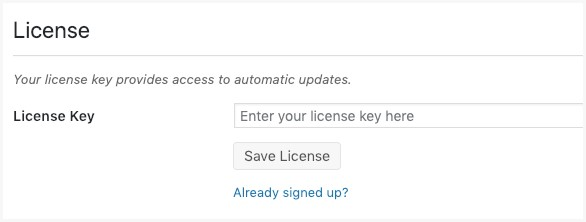 formidable forms license key