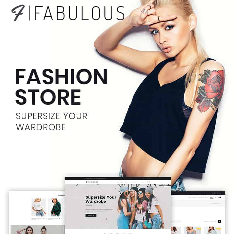 fabulous fashion template