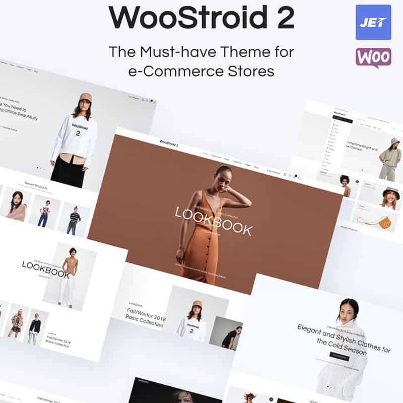 woostroid2 fashion template