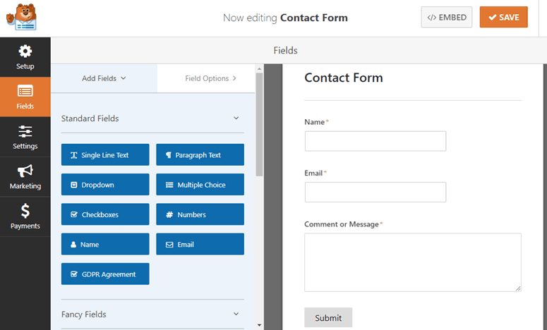 WPForms Review - Powerful and User-Friendly Form Builder