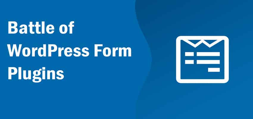 WordPress Form Plugins