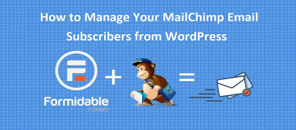 Subscribers from WordPress