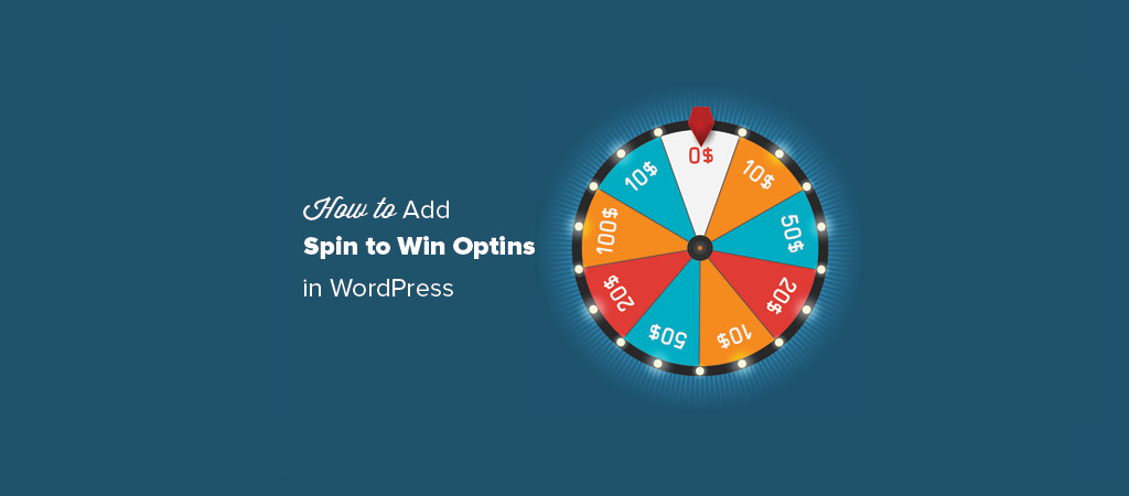Coupon Wheel optin Campaigns