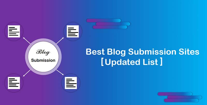 best blog submission sites